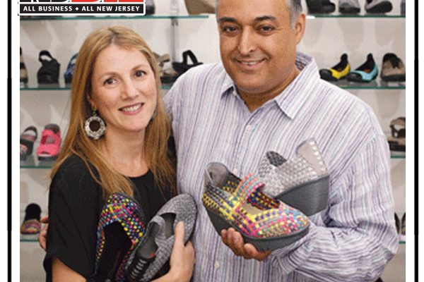 Shoe's on the other foot: Bernie Mev reinvents itself - With new product comes new success for established brand | NJBIZ