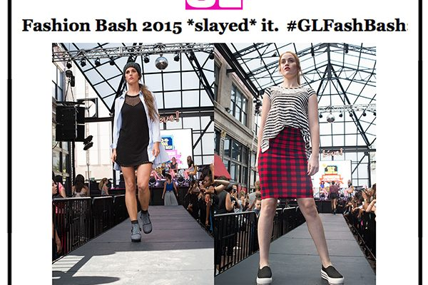 Girls' Life Fash Bash Runway Show
