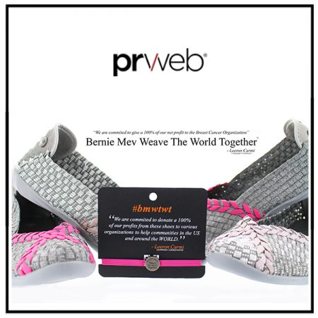 Bernie Mev Establishes Weave The World Campaign