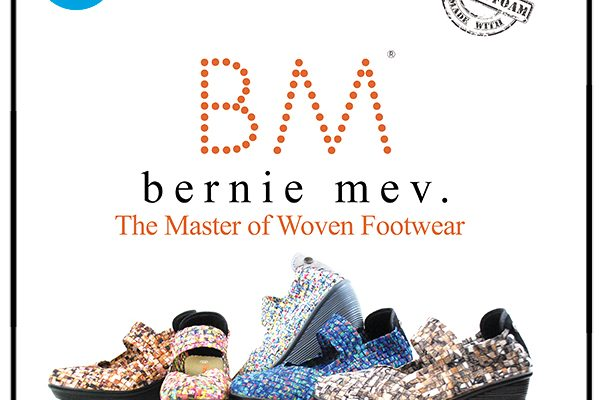 ‪Bernie Mev Halle Woven Elastic PeepToe Wedge‬‏ - YouTube