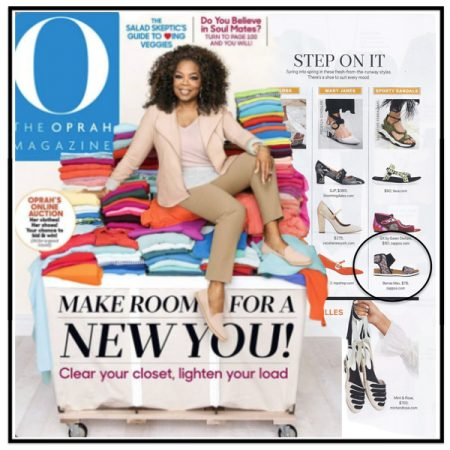 BM Bianca endure in O, The Oprah Magazine