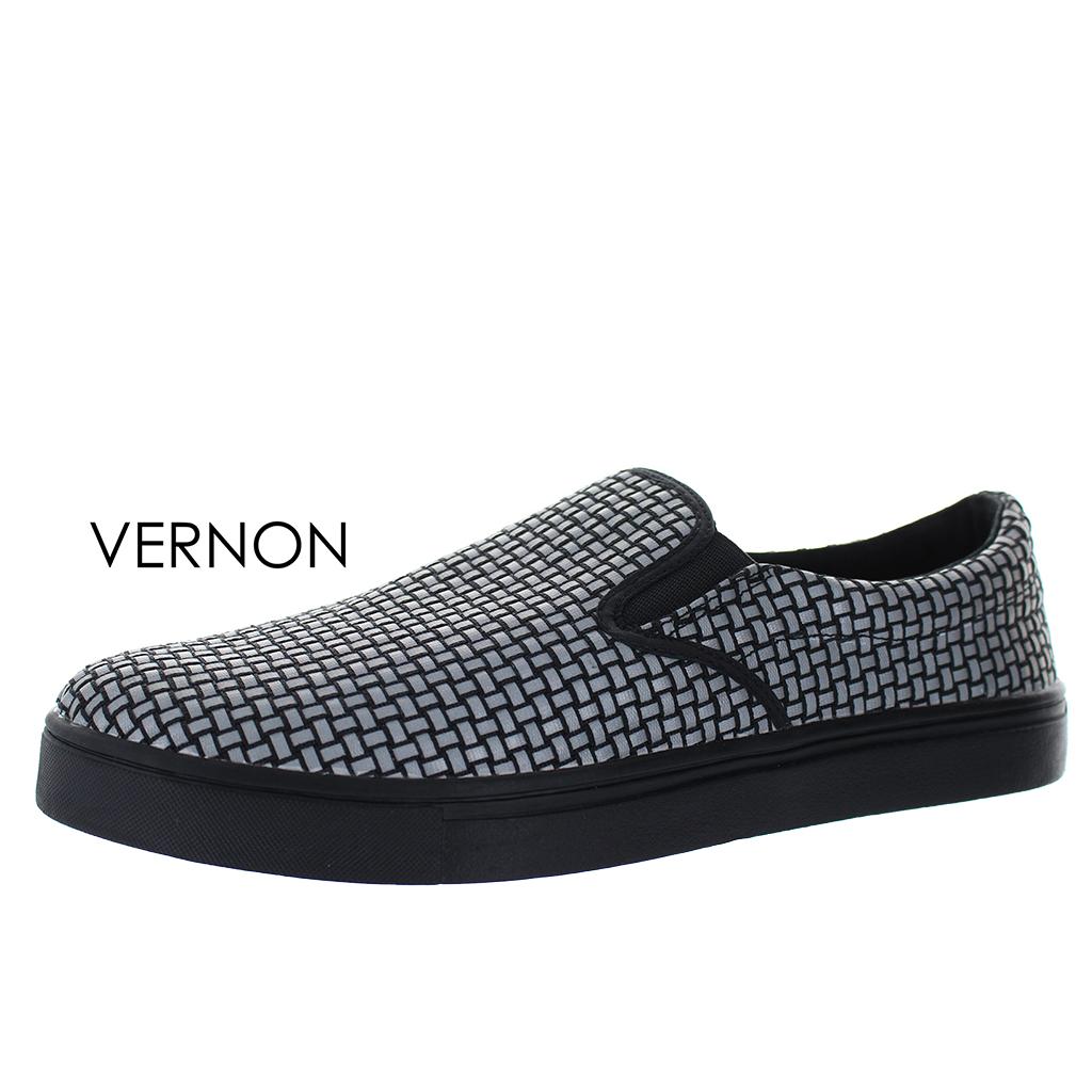 vernon black reflective