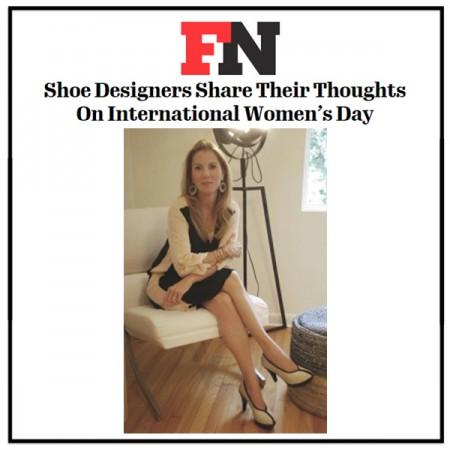 Female Shoe Designers Sound Off On International Women's Day | Footwear News