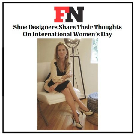 Female Shoe Designers Sound Off On International Women's Day | Footwear News