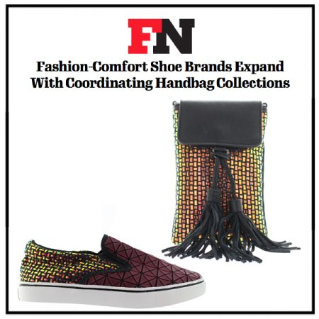 Comfort Shoe Brands Introduce Companion Handbag Collections | Footwear News