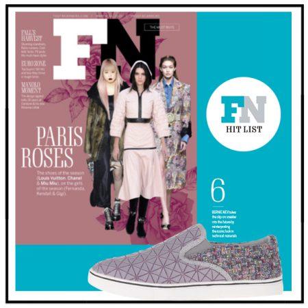 Footwear News 3-2016 Must Buy - Verona ice